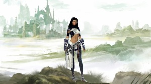 Hottest Girl armor guild Wars 2