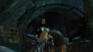 Sexy female armor guild Wars 2